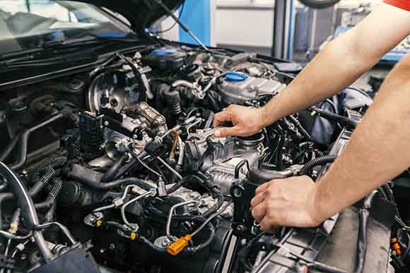 Engine repair in Silver Spring MD