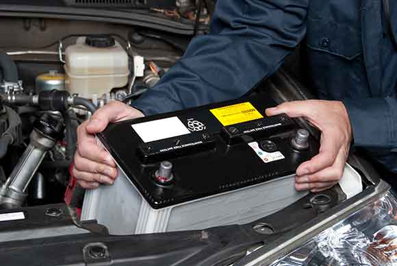 Car battery replacement silver spring md