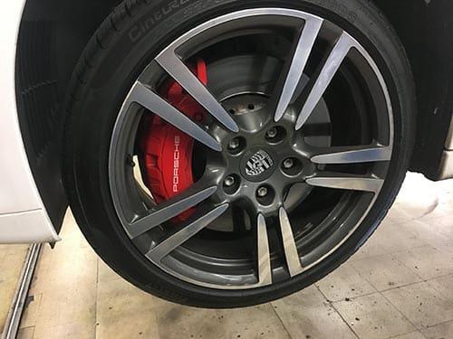 brake pad replacements